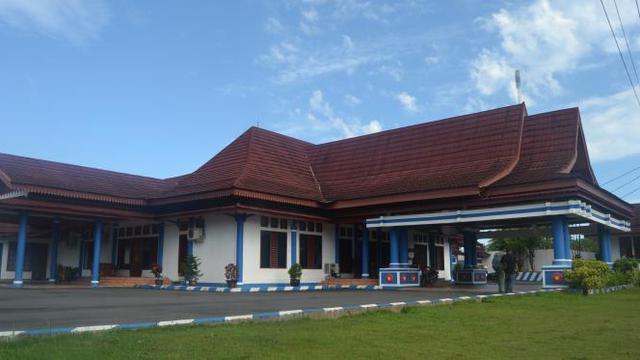 Balai Kota Dipindah ke Masjid At Taqwa | KABAR RAFFLESIA